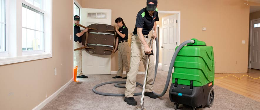 Bountiful, UT residential restoration cleaning
